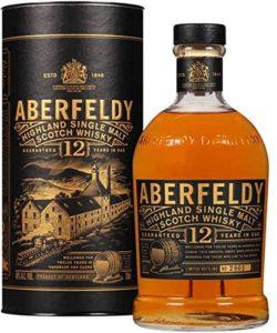 Aberfledy 12 ans - Whisky pour moins de 40 euros