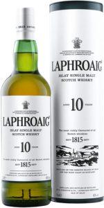 Laphroaig 10 - Whisky à moins de 40 euros